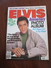 ELVIS PRESLEY Anniversary Photo album 1978