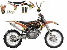 BLACKBIRD KTM SX 125 2013 2014 2015 KIT GRAFICHE ADESIVI ARMA ENERGY GRAPHICS