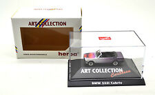 Herpa 1:87   BMW  325i (e30) Cabrio - Art Collection Caribbean