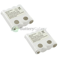 2 Two-Way Radio Battery 350mAh for Dantona COM-BP38 Empire FRS-008-NH ARAD0039