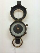 Antique 1918 Engineer Corps U.S  C-E Brass Compass WW1