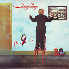 strange days - 9 parts to the wind  CD