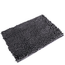 Memory Foam Bath Mats Bathroom Soft Shaggy Shower Rugs Carpet Non-slip Bath Mats