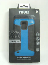 Thule - Atmos X3 Case for Samsung Galaxy S 5 Cell Phones - Blue/Dark Shadow