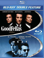 Goodfellas / Heat (1995)(Dbfe)(Bd) [Blu-ray] by Various