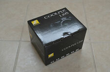 Brand New Nikon COOLPIX L105 12.1MP 15X Zoom Digital Camera Black $299 Same L110