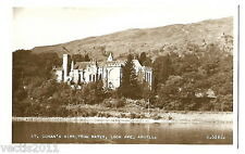 St Conan's Kirk, Loch Awe, Argyllshire, Scotland Real Photo Postcard #1