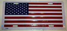 "US USA America American United States Of America 6""x12"" License Plate Sign"
