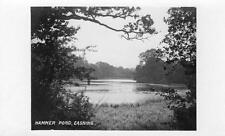 Hammer Pond Eashing Nr Godalming unused RP old pc