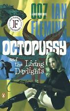 Octopussy and The Living Daylights (James Bond Novels)-ExLibrary