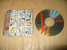 The Dirty Dozen Brass Band The New Orleans Album 1990 cd 10 tracks ex con