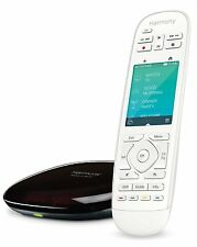 Logitech Harmony Ultimate Home Touch Screen White Remote 915-000250