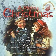 The Children's Christmas Chorus We Wish You A Merry Christmas And Other Music CD