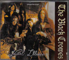The Black Crowes-Hotel Illness cd maxi single