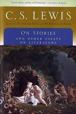 On Stories : And Other Essays on Literature by C. S. Lewis (2002, Paperback)