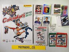 CALCIATORI 2012-2013 PANINI - ALBUM+Set Completo Figurine-stickers+FILM+AGGIORNA