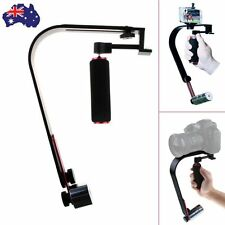AU PRO Handheld Stabilizer Steadicam Steadycam For DV Video DSLR Cam Camcorder