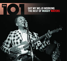 Muddy Waters - Got My Mojo Working (Best of , 2013) [4 CD]