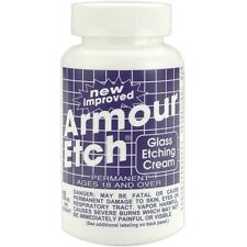 Armour Products 15-0200 Glass Etching Cream 10oz NEW