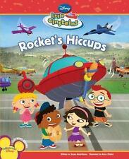 Rocket's Hiccups Disney Little Einsteins
