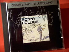 """MFSL MFCD-801 SONNY ROLLINS """"WAY OUT WEST""""(JAPAN-COMPACT DISC/NEW=MINT=UNPLAYED)"""