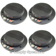 Diaphragm for Renkus Heinz SSD200-8 Horn Driver SS Audio Parts 8 ohm 4 Pack