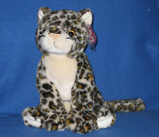 TY SNEAKY the LEOPARD BEANIE BUDDY - MINT with MINT TAG