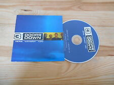 CD Rock 3 Doors Down - Here Without You (2 Song) Promo REPUBLIC