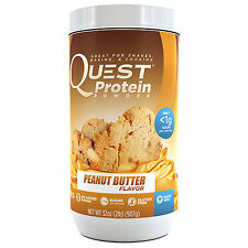 Quest Nutrition Protein - 2 lb Powder Peanut Butter