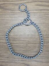 "Choke Chain Collar 14"" 2.5mm  Package of 5"