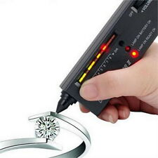 Diamond Tester Gemstone Selector II Gems LED Indicator Jewelry Tool Test UL