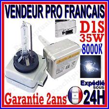 AMPOULE au XENON D1S 35W KIT HID 12V LAMPE A DECHARGE D ORIGINE FEU PHARE 8000K