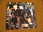 Kiss/ Heaven's On Fire/ Mercury/ 1984/ Very RARE Canada only Picture Sleeve/ NM-