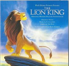 THE LION KING                 ---------  CD