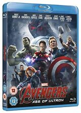 NEW Avengers: Age of Ultron Blu-ray Marvel ORDER NOW