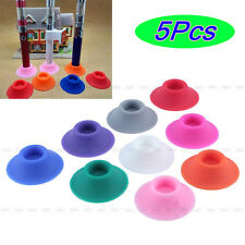 Hot 5Pc Silicone Suction Stand Holder Base for EGO Electronic Cigarette Vape Pen