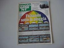 MOTOSPRINT 32-33/1978 PROVA TEST MOTO MORINI 500/SERVIZI PUCH FLORIO/MORINI 350