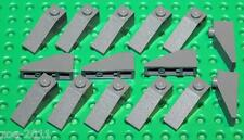 Lego Dark Bluish Grey Slope 1x3 15 pieces NEW!!!