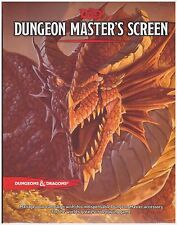 D&D Dungeon Master's Screen 5th Edition - New in Shrink Wrap - Free Shipping!