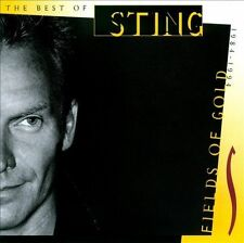 Fields of Gold: Best of Sting 1984-1994 2008 by Sting