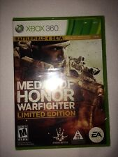 Medal of Honor: Warfighter Limited Edition  (Xbox 360) BRAND NEW!!