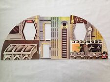 1977 Palitoy Star Wars Death Star Wall Section A Trash Compactor C-9