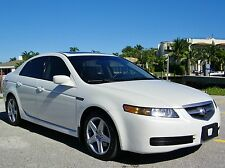 Acura: TL Base Sedan 4-Door