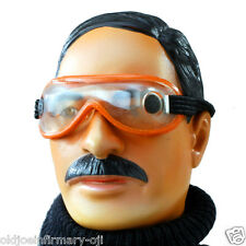 Dragon Models US Military HALO Sealed Clear Jump Goggles 1:6 Scale (1572e1)