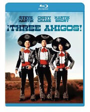 THE THREE AMIGOS BLU-RAY - SINGLE DISC EDITION - NEW UNOPENED - STEVE MARTIN