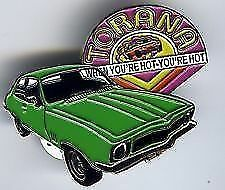 GTR XU1  Torana  lapel pin badge.   C040801