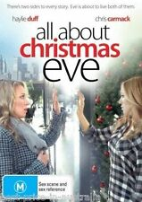 All About CHRISTMAS EVE DVD Haylie Duff CHRISTMAS TV MOVIE BRAND NEW R4