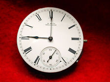 WALTHAM 8 SIZE MOVEMENT LOOK AT PHOTOS FOR DETAILS!   #M-65