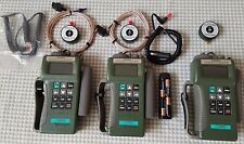 Rockwell Collins HNV-560C PLGR/PPS GPS Military Receiver Radio & Antenna