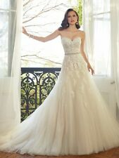 Sophia Tolli Wedding Dress Ivory Color Y11552